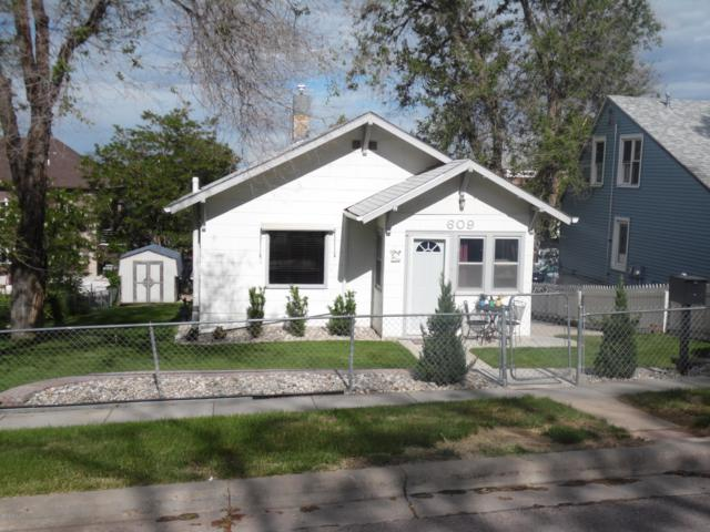 609 Warren Avenue -, Gillette, WY 82716 (MLS #19-889) :: Team Properties