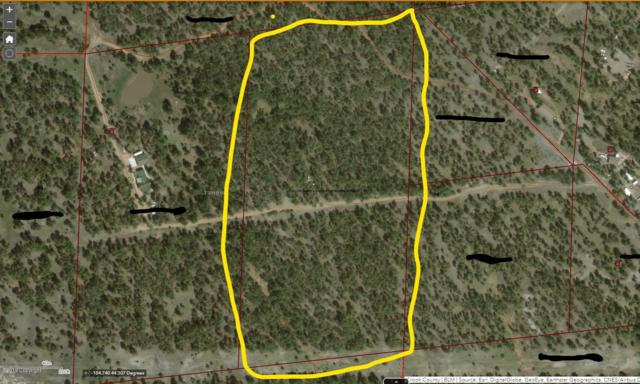 37 Cedar Ridge Rd, Moorcroft, WY 82721 (MLS #19-893) :: The Wernsmann Team | BHHS Preferred Real Estate Group