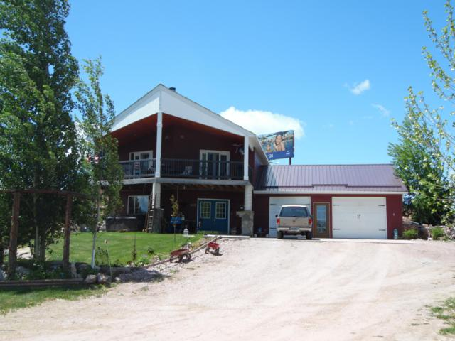 105 Lincoln -, Moorcroft, WY 82721 (MLS #19-901) :: 411 Properties