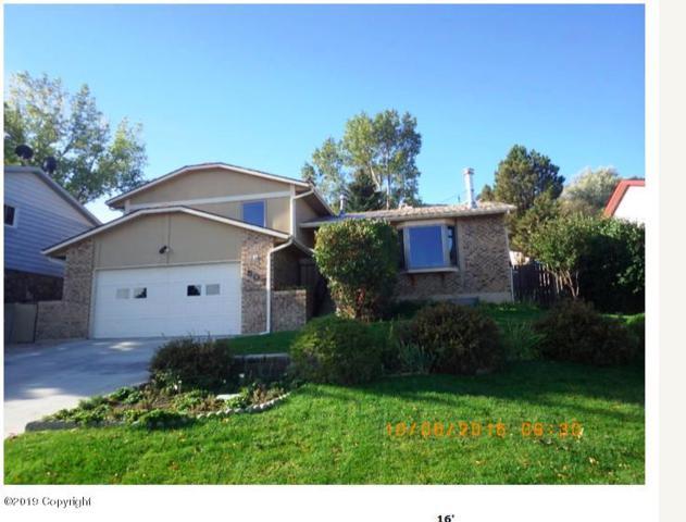 807 Lafayette Dr -, Gillette, WY 82716 (MLS #19-903) :: 411 Properties