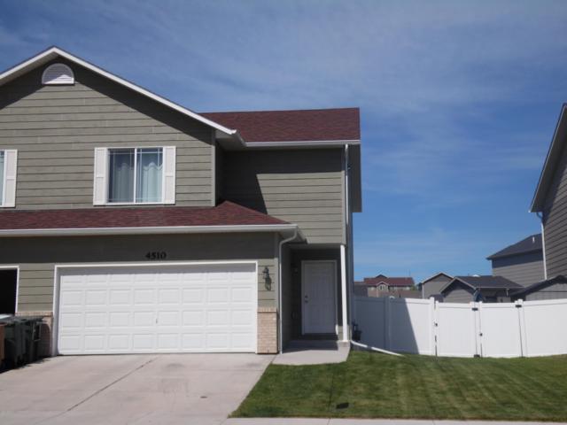 4510 J Cross Ave. -, Gillette, WY 82718 (MLS #19-946) :: Team Properties