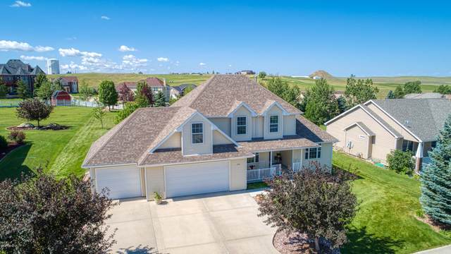 659 Par Dr -, Gillette, WY 82718 (MLS #20-1001) :: The Wernsmann Team | BHHS Preferred Real Estate Group