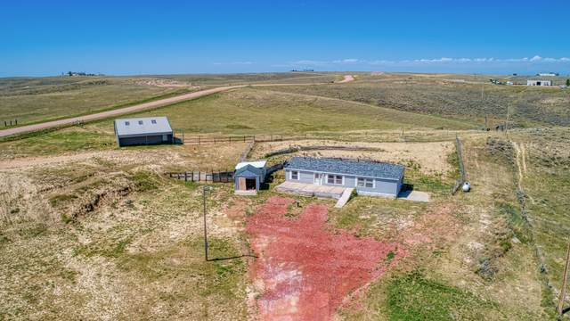 82 J M Rd -, Gillette, WY 82718 (MLS #20-1002) :: The Wernsmann Team | BHHS Preferred Real Estate Group