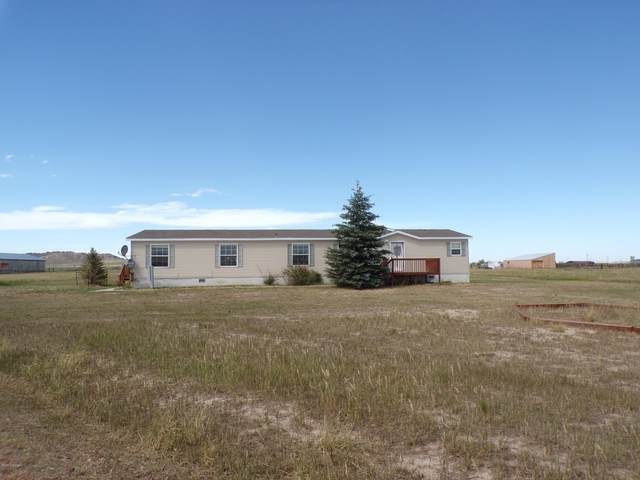 79 Night Train Rd -, Rozet, WY 82727 (MLS #20-1003) :: The Wernsmann Team | BHHS Preferred Real Estate Group