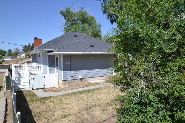 428 S Summit Ave S, Newcastle, WY 82701 (MLS #20-1004) :: The Wernsmann Team | BHHS Preferred Real Estate Group
