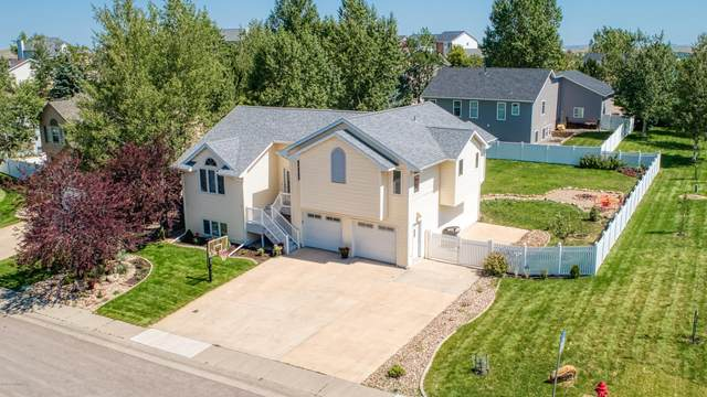 3304 Paintbrush Dr -, Gillette, WY 82718 (MLS #20-1103) :: Team Properties