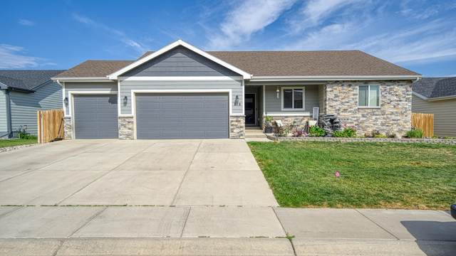 219 College Park Cir -, Gillette, WY 82718 (MLS #20-1115) :: Team Properties