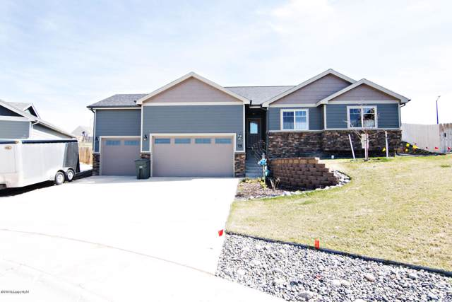 75 Stafford Bnd -, Gillette, WY 82718 (MLS #20-112) :: The Wernsmann Team | BHHS Preferred Real Estate Group