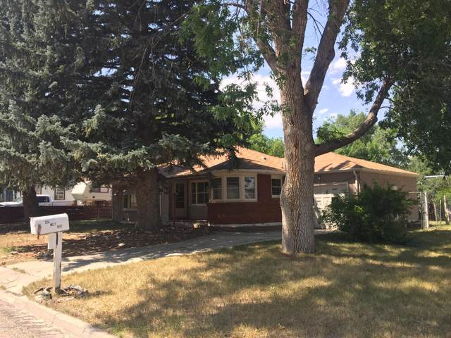 234 W Hart St -, Buffalo, WY 82834 (MLS #20-1120) :: The Wernsmann Team | BHHS Preferred Real Estate Group