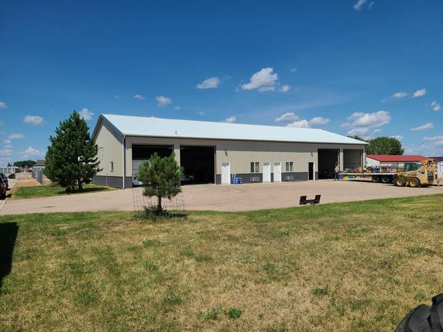 310 Frontage Rd -, Gillette, WY 82716 (MLS #20-1122) :: 411 Properties