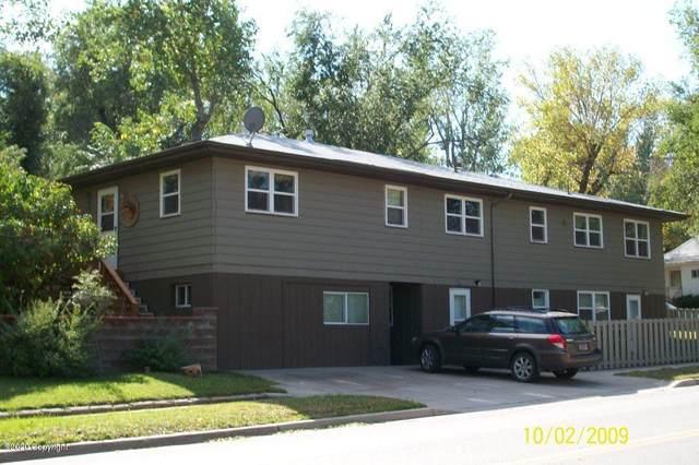 401 Ross Ave S, Gillette, WY 82716 (MLS #20-1126) :: 411 Properties