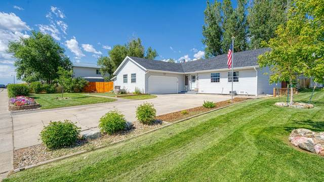 6507 Irving Blvd -, Gillette, WY 82718 (MLS #20-1127) :: 411 Properties