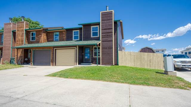 3306 Georgia Circle A -, Gillette, WY 82718 (MLS #20-1130) :: 411 Properties