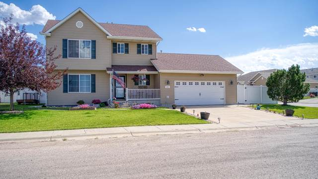 609 Express Dr -, Gillette, WY 82718 (MLS #20-1134) :: 411 Properties