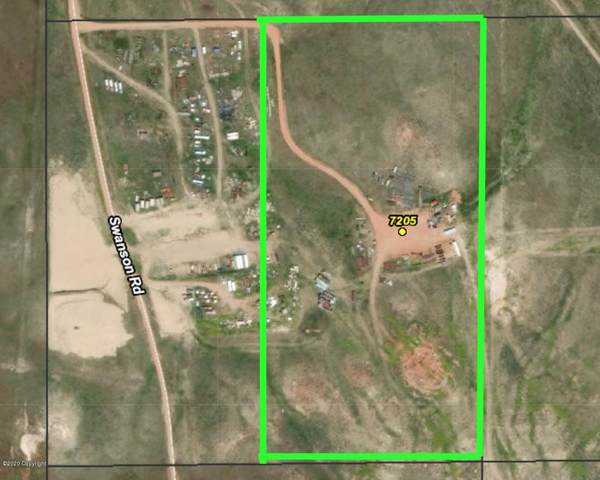 7205 Swanson Rd, Gillette, WY 82718 (MLS #20-1137) :: The Wernsmann Team | BHHS Preferred Real Estate Group