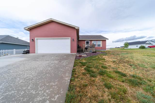 347 Willow Creek Dr -, Wright, WY 82732 (MLS #20-1138) :: Team Properties