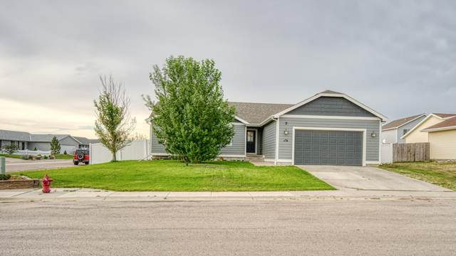 601 Express Dr -, Gillette, WY 82718 (MLS #20-1145) :: Team Properties