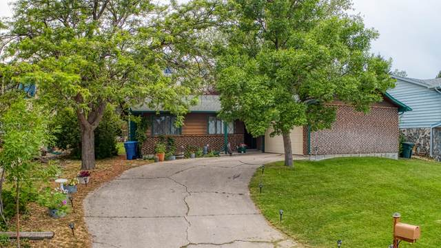 803 Lafayette Dr -, Gillette, WY 82716 (MLS #20-1146) :: The Wernsmann Team | BHHS Preferred Real Estate Group