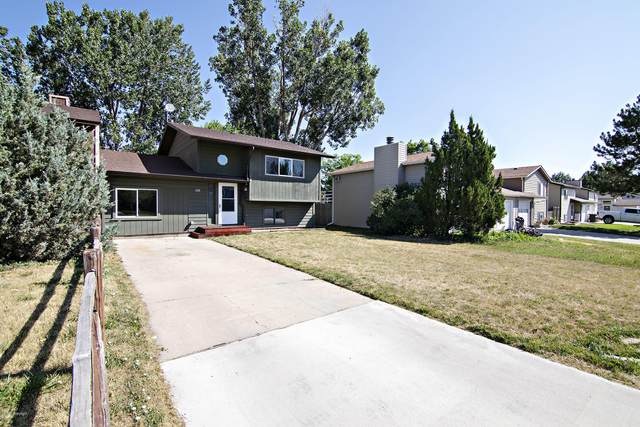 408 Timothy Ct -, Gillette, WY 82718 (MLS #20-1154) :: Team Properties