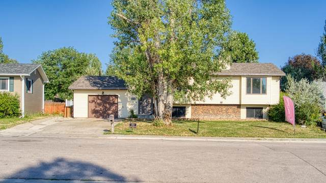 106 Stetson Dr -, Gillette, WY 82716 (MLS #20-1157) :: The Wernsmann Team | BHHS Preferred Real Estate Group