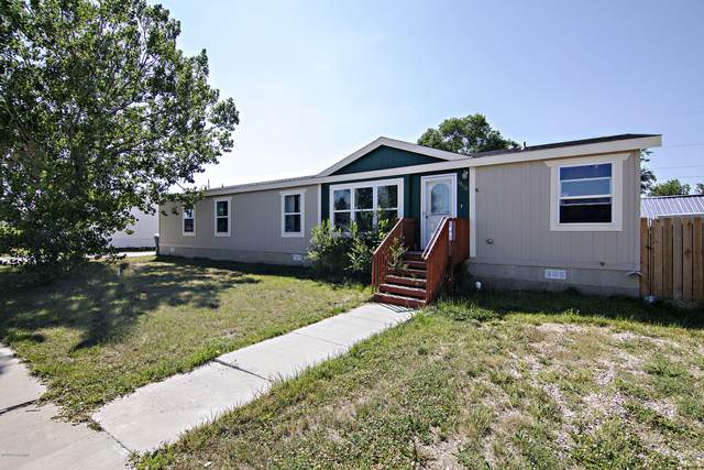 1808 Colorado St -, Gillette, WY 82716 (MLS #20-1161) :: Team Properties