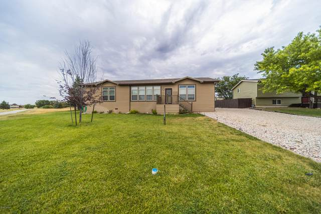 421 Sandcreek Cir -, Wright, WY 82732 (MLS #20-1165) :: The Wernsmann Team | BHHS Preferred Real Estate Group