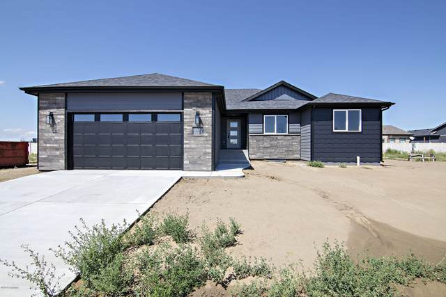 58 Saint Andrews Ln -, Gillette, WY 82718 (MLS #20-1169) :: 411 Properties