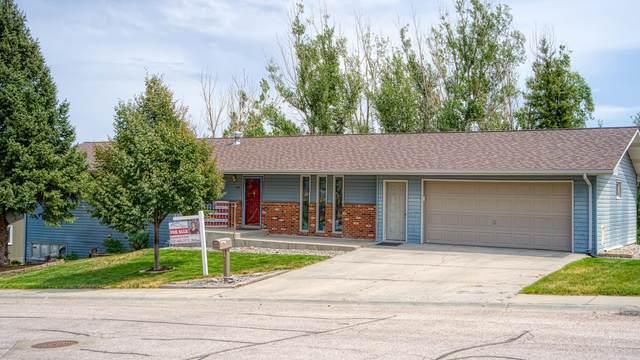 17 Sunrise Lane -, Gillette, WY 82716 (MLS #20-1174) :: Team Properties