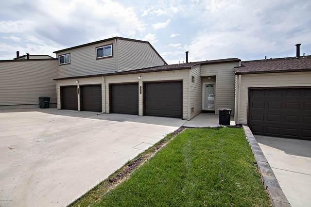 1114 Bighorn Cir -, Gillette, WY 82716 (MLS #20-1176) :: Team Properties