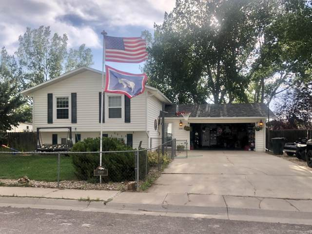 6500 Ichabod Ave -, Gillette, WY 82718 (MLS #20-1188) :: Team Properties