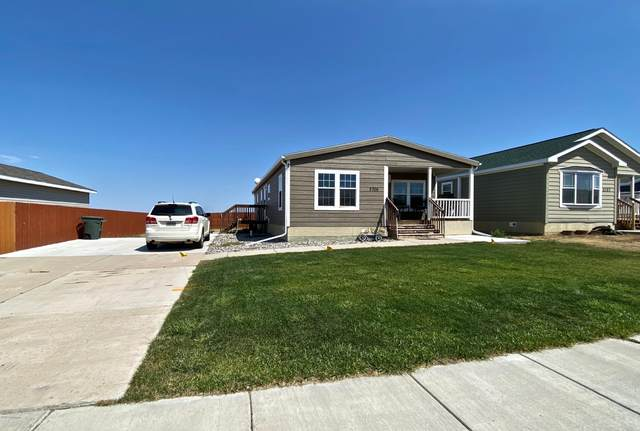 2705 Sandalwood St -, Gillette, WY 82716 (MLS #20-1196) :: 411 Properties
