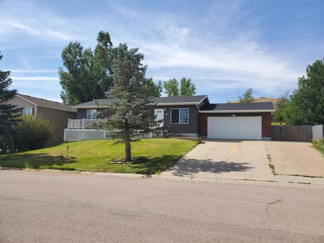 2502 Gallery View Dr -, Gillette, WY 82718 (MLS #20-1197) :: Team Properties