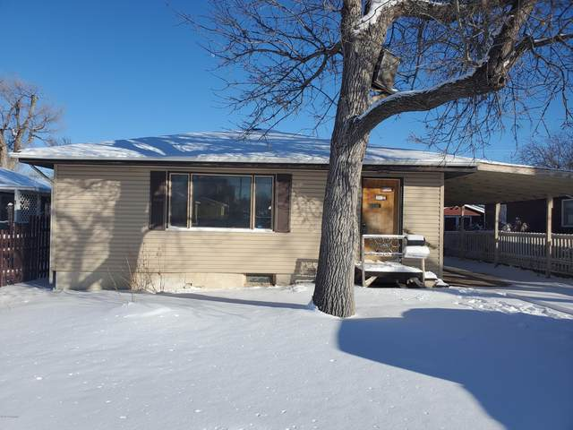 409 S Emerson Ave S, Gillette, WY 82716 (MLS #20-120) :: The Wernsmann Team | BHHS Preferred Real Estate Group