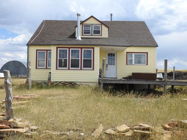 1051 Lawver Rd -, Gillette, WY 82718 (MLS #20-1223) :: Team Properties