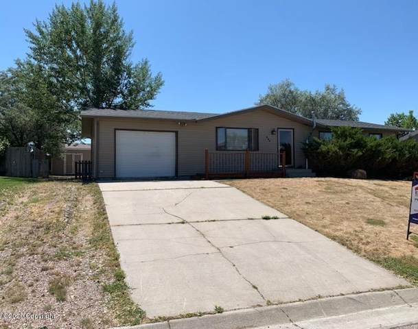520 Sweetwater Cir -, Wright, WY 82732 (MLS #20-1234) :: Team Properties