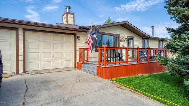 502 Sundance Court -, Wright, WY 82732 (MLS #20-1251) :: Team Properties