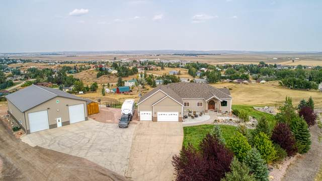 8491 Whitetail Ct -, Gillette, WY 82718 (MLS #20-1274) :: Team Properties