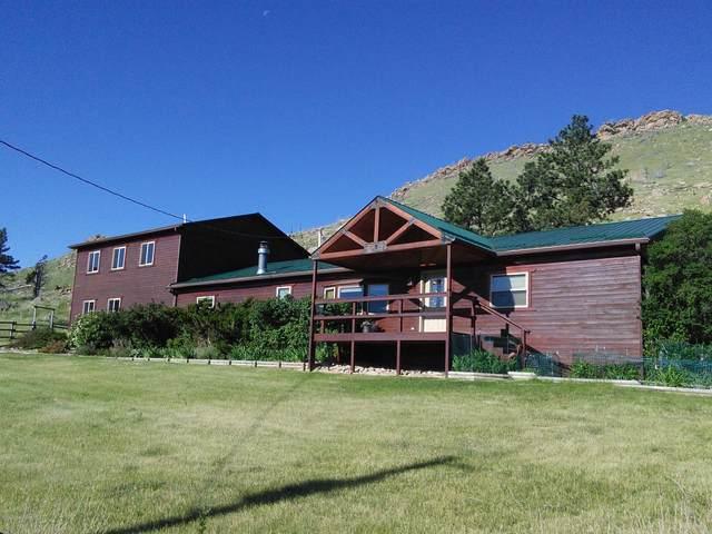 172 Ferguson Canyon Rd -, Newcastle, WY 82701 (MLS #20-1288) :: 411 Properties