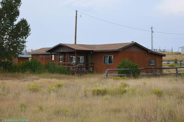 18 Longbow Ln -, Cora, WY 82925 (MLS #20-1291) :: Team Properties