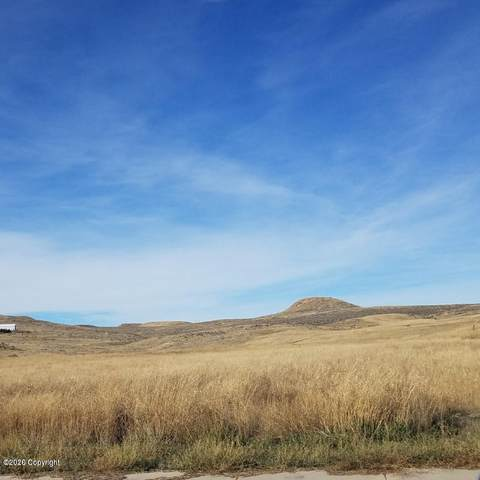 Tbd Foothills Blvd., Gillette, WY 82716 (MLS #20-130) :: Team Properties
