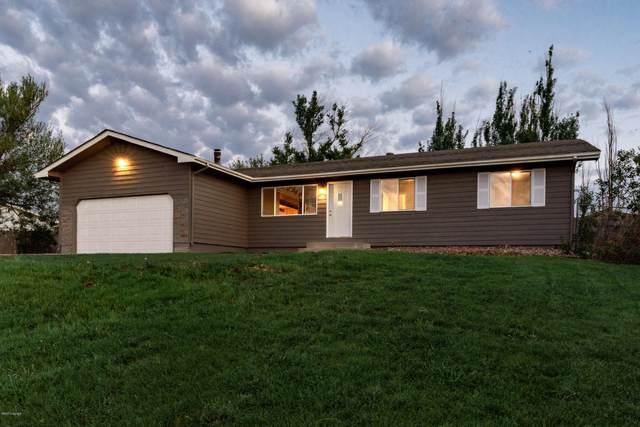 3102 Foothills Blvd -, Gillette, WY 82716 (MLS #20-1316) :: The Wernsmann Team | BHHS Preferred Real Estate Group