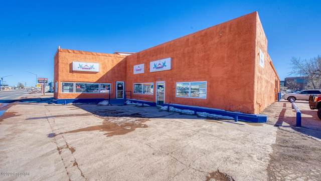 208 E 2nd St -, Gillette, WY 82716 (MLS #20-1319) :: Team Properties