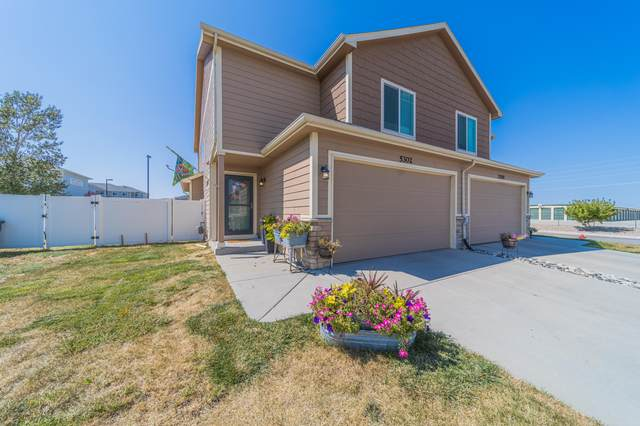 5302 Glock Ave -, Gillette, WY 82718 (MLS #20-1332) :: The Wernsmann Team | BHHS Preferred Real Estate Group