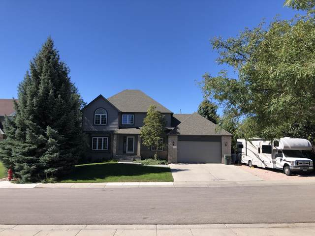 3313 Paintbrush Dr -, Gillette, WY 82718 (MLS #20-1338) :: 411 Properties