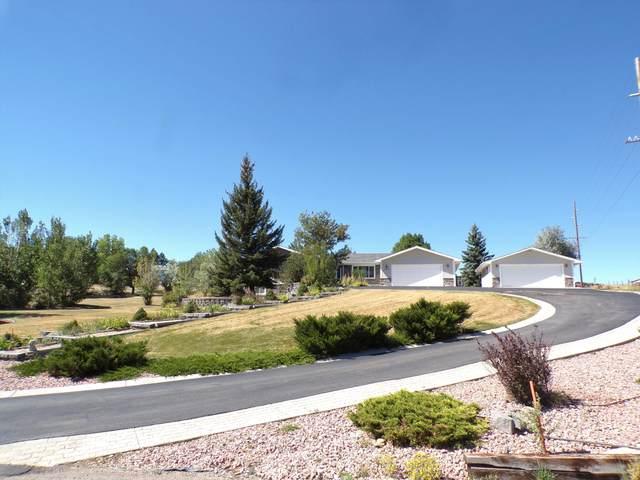 2413 Knollwood Dr -, Gillette, WY 82718 (MLS #20-1352) :: Team Properties