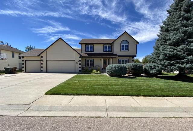 4112 Brorby Blvd -, Gillette, WY 82718 (MLS #20-1358) :: Team Properties