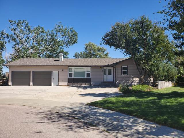 8 Highland Ct -, Gillette, WY 82716 (MLS #20-1361) :: 411 Properties