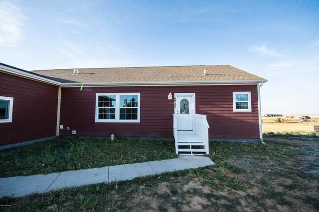5203 Penny Ln -, Gillette, WY 82718 (MLS #20-1362) :: The Wernsmann Team | BHHS Preferred Real Estate Group