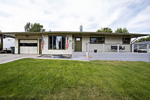 411 Circle Dr -, Gillette, WY 82716 (MLS #20-1383) :: 411 Properties