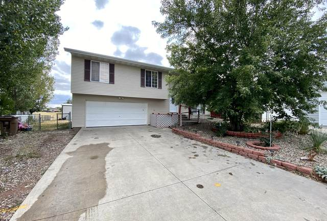 801 N Fir Ct -, Gillette, WY 82716 (MLS #20-1384) :: Team Properties